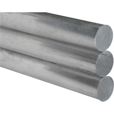 K&S 3/8 In. x 36 In. Solid Stainless Steel Rod