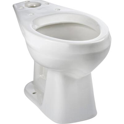 Mansfield Alto Smartheight White Elongated 16-7/8 In. ADA Toilet Bowl