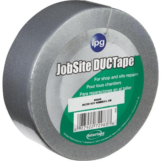 Intertape DUCTape 2 In. x 45 Yd. General Purpose Duct Tape, Silver