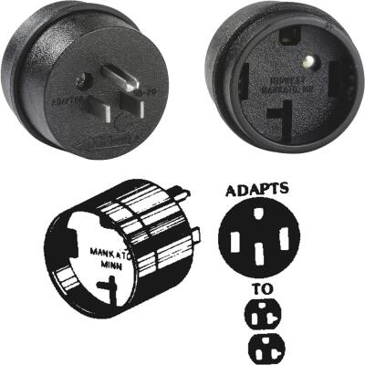 GE 50A to 15/20A Mobile Home/Motor Home Adapter