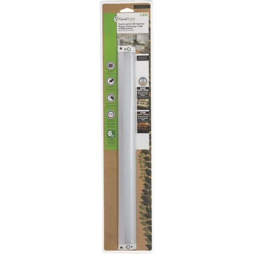 Good Earth Lighting 24 In. Plug-In White LED High Lumen Under Cabinet Linking Bar