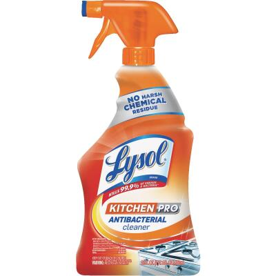 Lysol 22 Oz. Pro Antibacterial Liquid Citrus Kitchen Cleaner