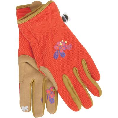 Miracle-Gro Medium/Large Synthetic Leather Garden Glove
