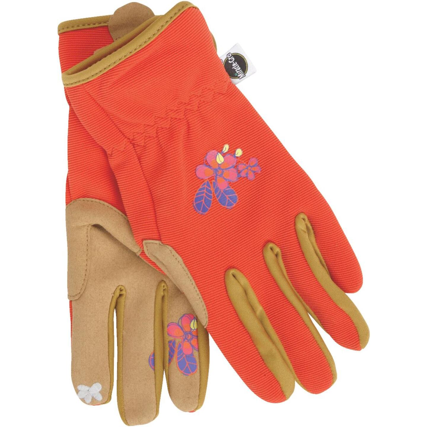 Miracle-Gro Women's Small/Medium Synthetic Leather Garden Glove Image 1